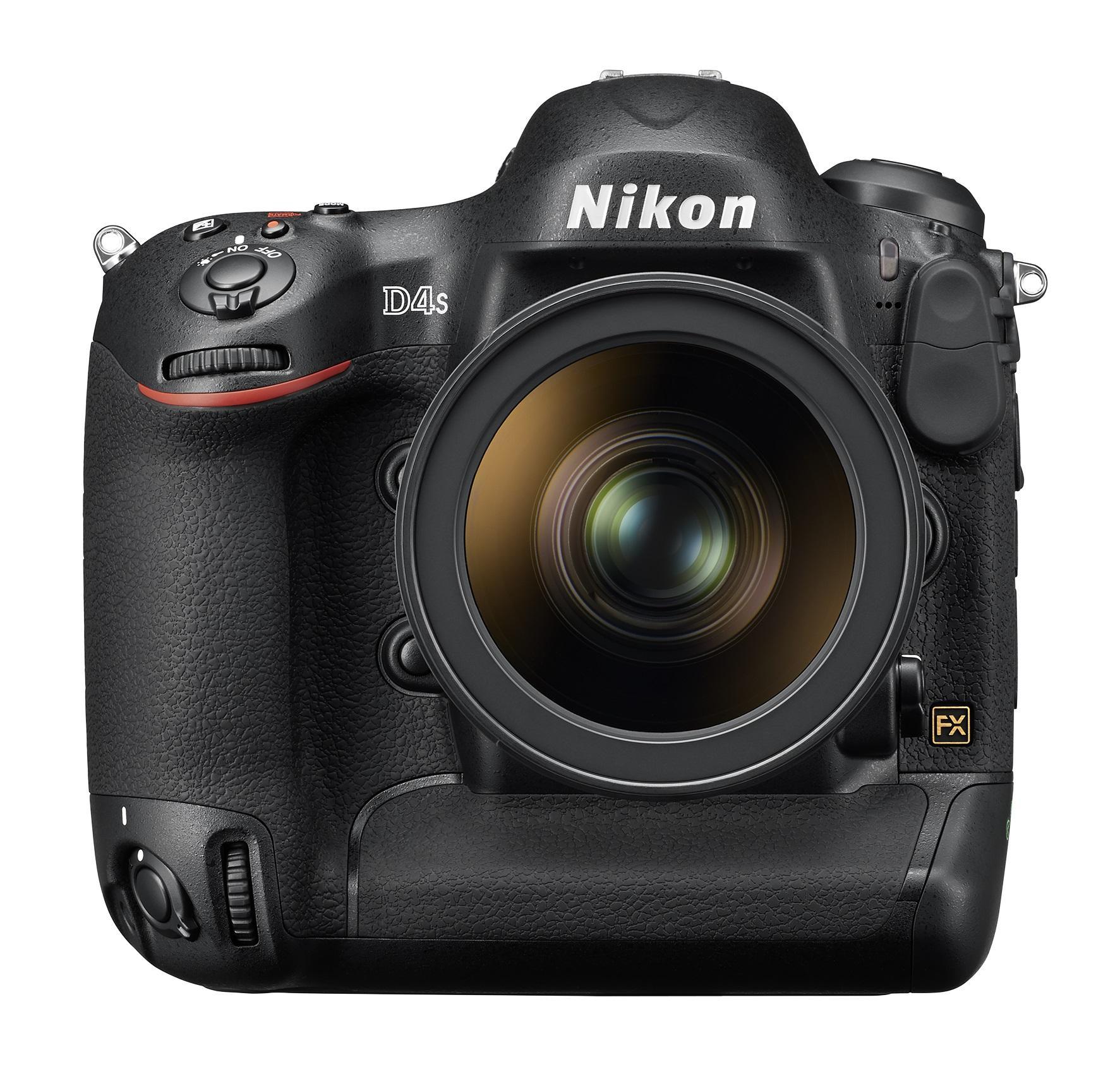 الجيل التالي من كاميرات SLR الرقمية: نيكون تطلق الكاميرا D4S