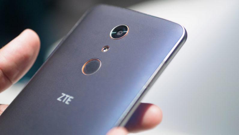 شركة ZTE