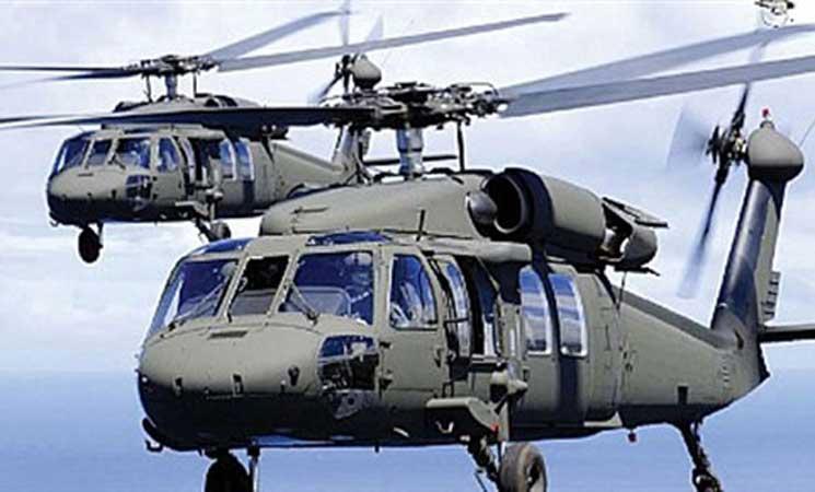 طائرات الهليكوبتر